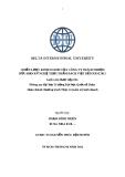 Luận văn:  Chiến lược kinh doanh của Công ty trách nhiệm hữu hạn kỹ nghệ thực phẩm Bách Việt đến năm 2012