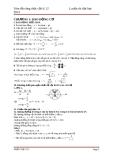 Tóm tắt công thức vật lý 12  (2013)