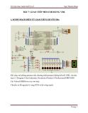 Tài liệu thực hành thiết bị số - Bài 7: giao tiếp HID-USB bằng VB6