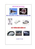 Hệ thống điện và điện tử trên ô tô hiện đại, hệ thống cơ điện động cơ - PSG.TS Đỗ Văn Dũng