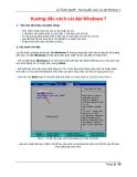 www.thegioitinhoc24h.com- Hướng dẫn cách cài đặt Windows 7