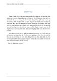 Báo cáo thực tập: Tìm hiểu thực tế sản xuất tại Công ty cổ phần bột giặc hóa chất Đức Giang