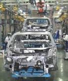 Đề tài: Công nghệ Cơ điện tử trong chế tạo ô tô - PGS.TS. Tạ Duy Liêm