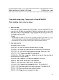 Tiêu chuẩn xây dựng Việt Nam 276:2003