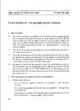 Tiêu chuẩn xây dựng Việt Nam 285:2002