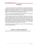 Tiểu luận: Nhu cầu của khách du lịch
