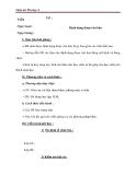 Giáo án bài 17: Định đạng đoạn văn bản - Tin học 6 - GV.P.Q.Như