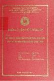 Khóa luận tốt nghiệp: Một số lưu ý trong công tác đàm phán, soạn thảo và ký hợp đồng ngoại thương tại Việt Nam