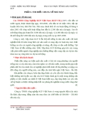 Báo cáo thực tế nhà máy đường: Công ty TNHH Công Nghiệp KCP Việt Nam