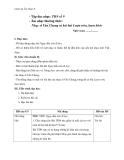 Giáo án bài Tập đọc nhạc: TĐN số 9 – Âm nhạc 6 – GV.Nguyễn Ánh Tuyết