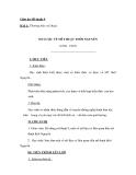 Giáo án bài Sơ lược về mỹ thuật thời Nguyễn (1802 - 1945) - Mỹ thuật 9 - GV.N.Bách Tùng