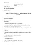 Bài 9: Nhật Bản - Giáo án Địa lý 11 - GV.Ng Thị Minh