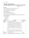 Giáo án bài 7: Tia nắng hạt mưa – Âm nhạc 6 – GV.Nguyễn Minh Thịnh