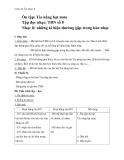 Giáo án bài 7: Tập đọc nhạc: TĐN số 8 – Âm nhạc 6 – GV.Nguyễn Minh Thịnh