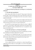 Luận văn: Tìm hiểu hoạt động cho vay Ngân hàng VietinBank Đà Nẵng
