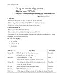 Bài 7: Tập đọc nhạc: TĐN số 8 – Giáo án Âm nhạc 6 – GV.Trần Thái Bình