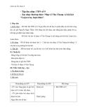 Bài 7: Tập đọc nhạc: TĐN số 9 – Giáo án Âm nhạc 6 – GV.Trần Thái Bình