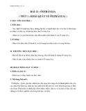 Giáo án bài Ô-xtrây-li-a - Địa lý 11 - GV.Trần Thanh Nhàn