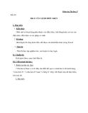 Giáo án Tin học 8 bài 6: Câu lệnh điều kiện