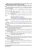 Tiểu luận: Phân tích tài chính công ty cổ phần đầu tư thương mại và dịch vụ Gia Đình
