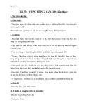 Giáo án Địa lý 9 bài 33: Vùng Đông Nam Bộ (tt)