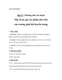 Giáo án bài Một số tác giả, tác phẩm tiêu biểu của trường phái hội họa Ấn tượng - Mỹ thuật 8 - GV.T.Ánh Hồng