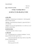Giáo án bài Sơ lược mỹ thuật thời Lê (từ thế kỷ XV đến đầu thế kỷ XVIII) - Mỹ thuật 8 - GV.T.Ánh Hồng