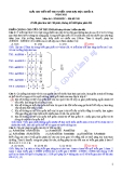 Giải chi tiết đề thi Đại học môn Sinh khối B năm 2013 - Mã đề 749