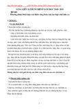 SKKN: Phướng pháp biện luận xác định công thức cấu tạo hợp chất hữu cơ
