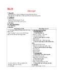 Giáo án Công nghệ 12 bài 30: Ôn tập