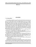 Tiểu luận: Nghiên cứu ứng dụng phân vùng ảnh trong xử lý ảnh