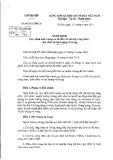 Nghị định số 66 / 2013 NĐ- CP