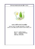 Sáng kiến kinh nghiệm: Nâng cao chất lượng quản lý văn bản quản lý nhà nước tại văn phòng Ủy ban nhân dân huyện Ý Yên
