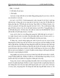 Tiểu luận: Qui trình sản xuất acid lactic