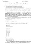 Bài giảng Autocad - ThS Lê Văn Thông