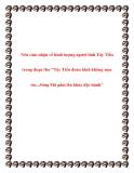 Bài văn mẫu lớp 12: Nêu cảm nhận về hình tượng người lính Tây Tiến