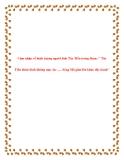 Bài văn mẫu lớp 12: Cảm nhận về hình tượng người lính Tây Tiến