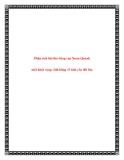 Văn phân tích lớp 9: Phân tích bài thơ Sóng của Xuân Quỳnh
