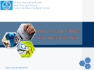 Bài thuyết trình: Công cụ và quy trình phát triển phần mềm - CĐ Công Nghệ Thủ Đức