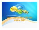 Dịch vụ quảng bá tin nhắn SMS