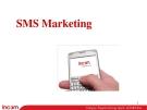 Bài giảng SMS Marketing
