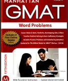 Manhattan GMAT Guide 3 Word Problems