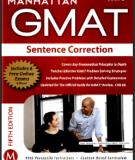 Manhattan GMAT Guide 8 Sentence Correction