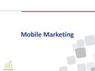 Mobile Marketing - Vũ Hoàng Tâm