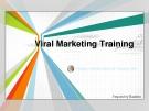 Bài giảng Viral Marketing