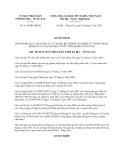 Quyết định 1154/QĐ-UBND năm 2013