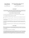 Quyết định số 09/2013/QĐ-UBND năm 2013