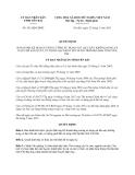 Quyết định 561/QĐ-UBND năm 2013 về Kế hoạch tăng cường sử dụng vật liệu xây không nung và hạn chế sản xuất, sử dụng gạch đất sét nung trên địa bàn tỉnh Yên Bái