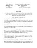 Quyết định 1564/QĐ-UBND năm 2013