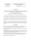 Quyết định 843/QĐ-UBND năm 2013